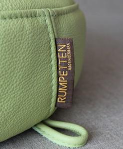 RUMPETTEN-grøn